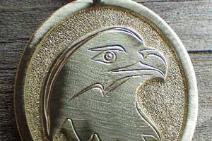 Warbird Pendant