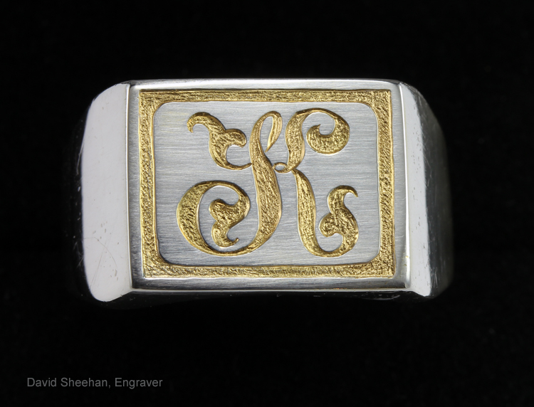 ring engraving