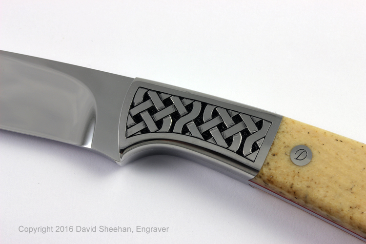 Engraved Custom Knives