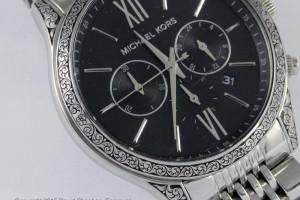 Hand Engraved Wrist Watch