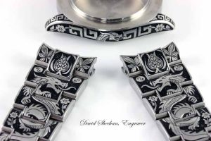 Engraved Watch Rolex Daytona