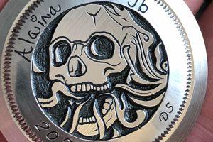 Tattoo Rolex Engraving